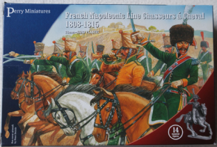 Perry Miniatures 28mm FN-230 French Chasseurs a Cheval 1808-1815